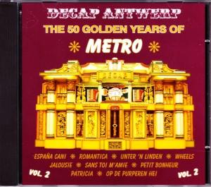 CD - METRO (Vol. 2)