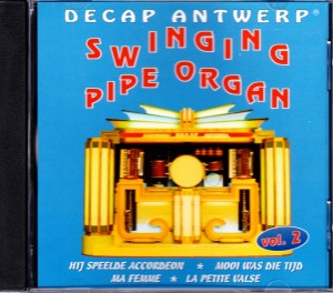 CD - SWINGING PIPE ORGAN (Vol. 2)