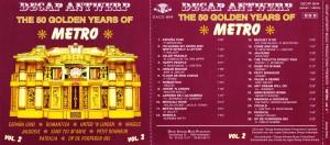METRO (Vol. 2) - inlay
